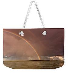 Rainbows Weekender Tote Bag