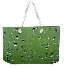 Raindrops  2 Weekender Tote Bag