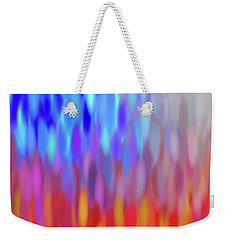 raindrops No.1 Weekender Tote Bag