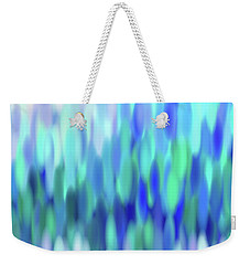 raindrops No.3 Weekender Tote Bag by Tom Druin