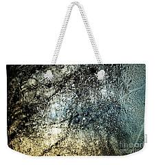 Raindrops On The Window Weekender Tote Bag