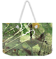 Rainforest Weekender Tote Bag by Angela L Walker