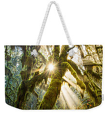 Rainforest Magic Weekender Tote Bag