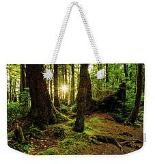 Rainforest Path Weekender Tote Bag