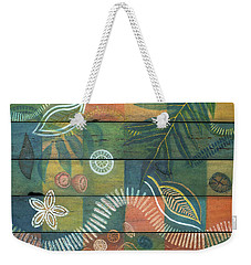 Rainforest Regeneration  Weekender Tote Bag