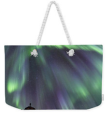 Raining Light Weekender Tote Bag by Alex Conu
