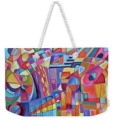Rainmakers' Dance Weekender Tote Bag