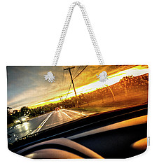 Rainy Day In July II Weekender Tote Bag