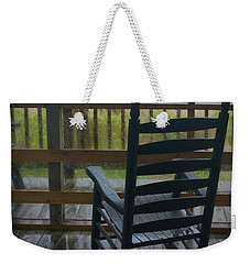 Rainy Day Memories Weekender Tote Bag