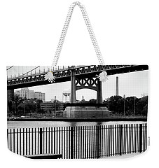 Rainy Day Reflections Weekender Tote Bag