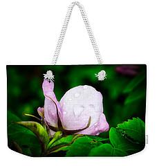 Rainy Day Rose Number 2 Weekender Tote Bag
