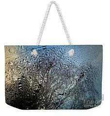 Rainy Day - Water Drops On Window Weekender Tote Bag