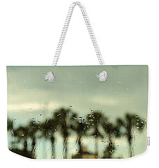 Rainy Daze Weekender Tote Bag by Christopher L Thomley