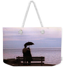 Rainy-may In Color Weekender Tote Bag