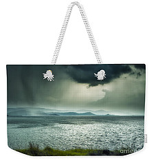 Rainy Mood Weekender Tote Bag