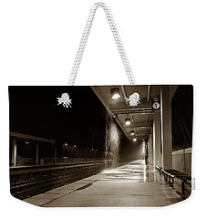 Rainy Night In Baltimore Weekender Tote Bag