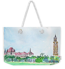 Rajabai Clock Tower And Bombay High Court Weekender Tote Bag