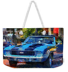 Rally Sport Weekender Tote Bag