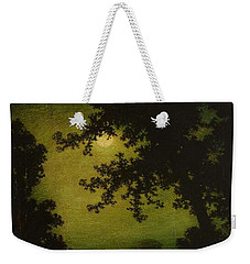 Weekender Tote Bag featuring the painting Ralph Albert Blakelock  1847  1919  Stilly Night by Artistic Panda