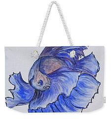 Ralphi, Betta Fish Weekender Tote Bag