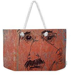 Ralphy Weekender Tote Bag by Jim Vance