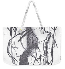 Ram In A Forest Weekender Tote Bag