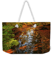 Ramanessin Trail Weekender Tote Bag by Raymond Salani III