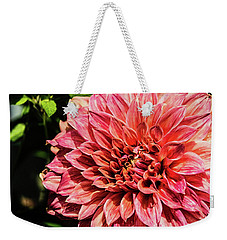 Weekender Tote Bag featuring the photograph Rambling Fancy by Jessica Manelis