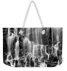 Ramona Falls Close-up Weekender Tote Bag