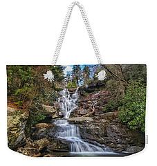 Ramsey Cascades - Tennessee Waterfall Weekender Tote Bag