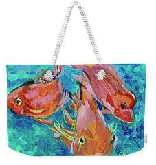 Ramshead Goldfish Weekender Tote Bag