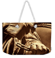 Ranch Hands Weekender Tote Bag by American West Legend By Olivier Le Queinec