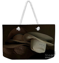 Ranch Hats Weekender Tote Bag