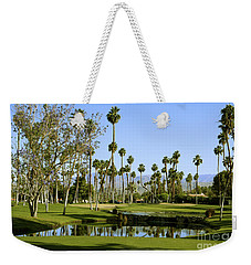 Rancho Mirage Golf Course Weekender Tote Bag by Nina Prommer