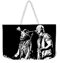 Rancid - Lars And Tim Weekender Tote Bag