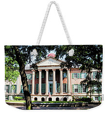 Randolph Hall Weekender Tote Bag