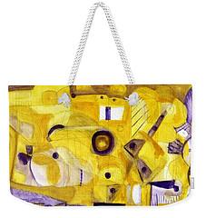 Random Landscape Weekender Tote Bag