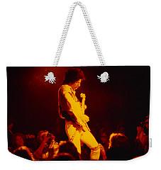 Randy Hansen - Old Waldorf Sf 5-16-79 Weekender Tote Bag