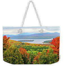Rangeley Lake And Rangeley Plantation Weekender Tote Bag