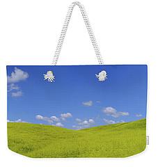 Rapeseed Landscape Weekender Tote Bag by Marius Sipa