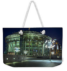 Weekender Tote Bag featuring the photograph Rapture by Alexey Kljatov