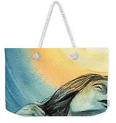 Rapture Weekender Tote Bag