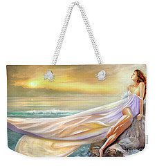 Rapture In Midst Of The Sea Weekender Tote Bag