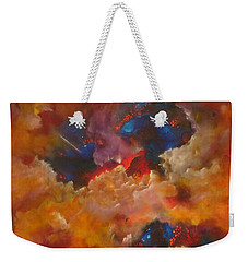 Rapture Weekender Tote Bag