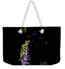 Rapunzel's Magic Flower Braid Weekender Tote Bag