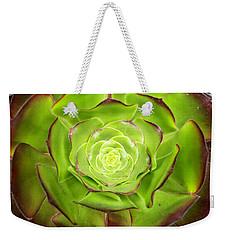 Rare Aeonium Hybrid Weekender Tote Bag