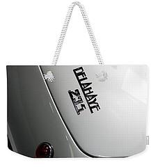 Rare Cabriolet Weekender Tote Bag