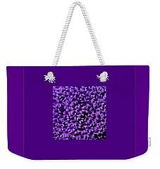 Rare Flower Weekender Tote Bag