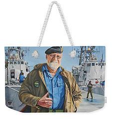 Ras Weekender Tote Bag by Tim Johnson
