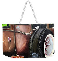 Rat Rod 1 Weekender Tote Bag